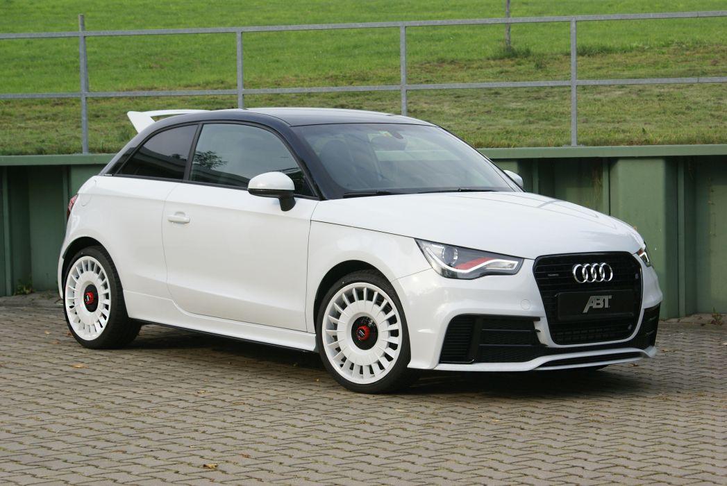 ABT Audi A1 Quattro 2012 wallpaper