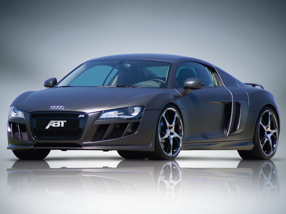 ABT Audi R8 Carbon 2009 wallpaper