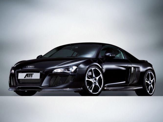 ABT Audi R8 V10 2009 wallpaper