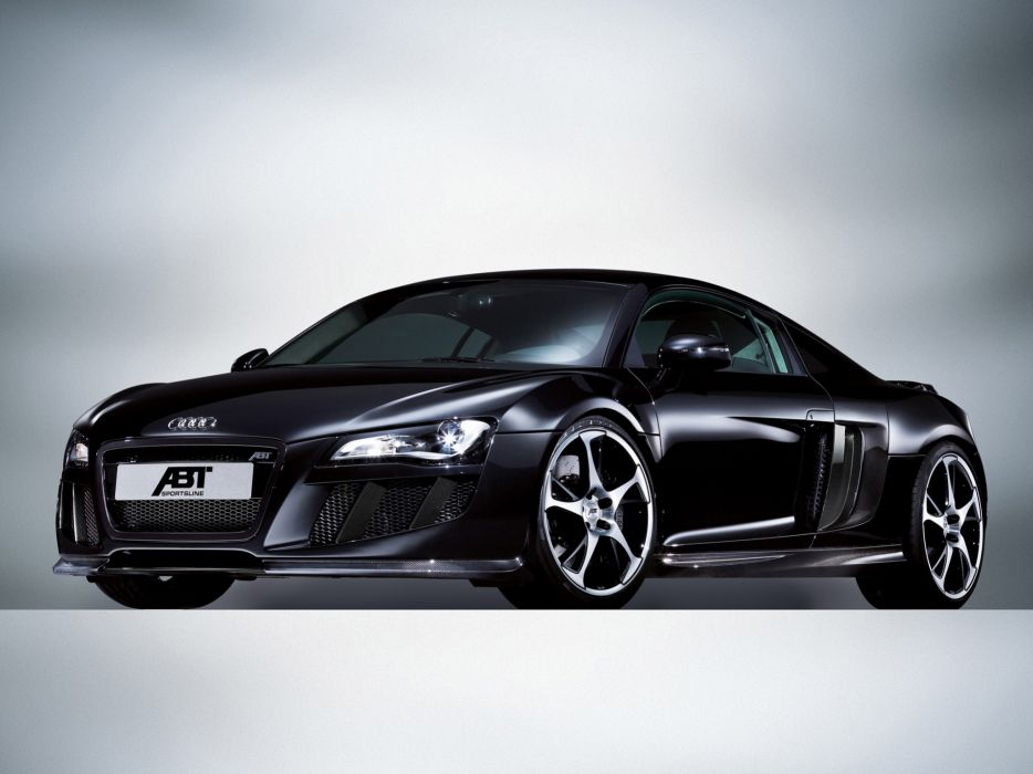 ABT Audi R8 V10 2009 wallpaper
