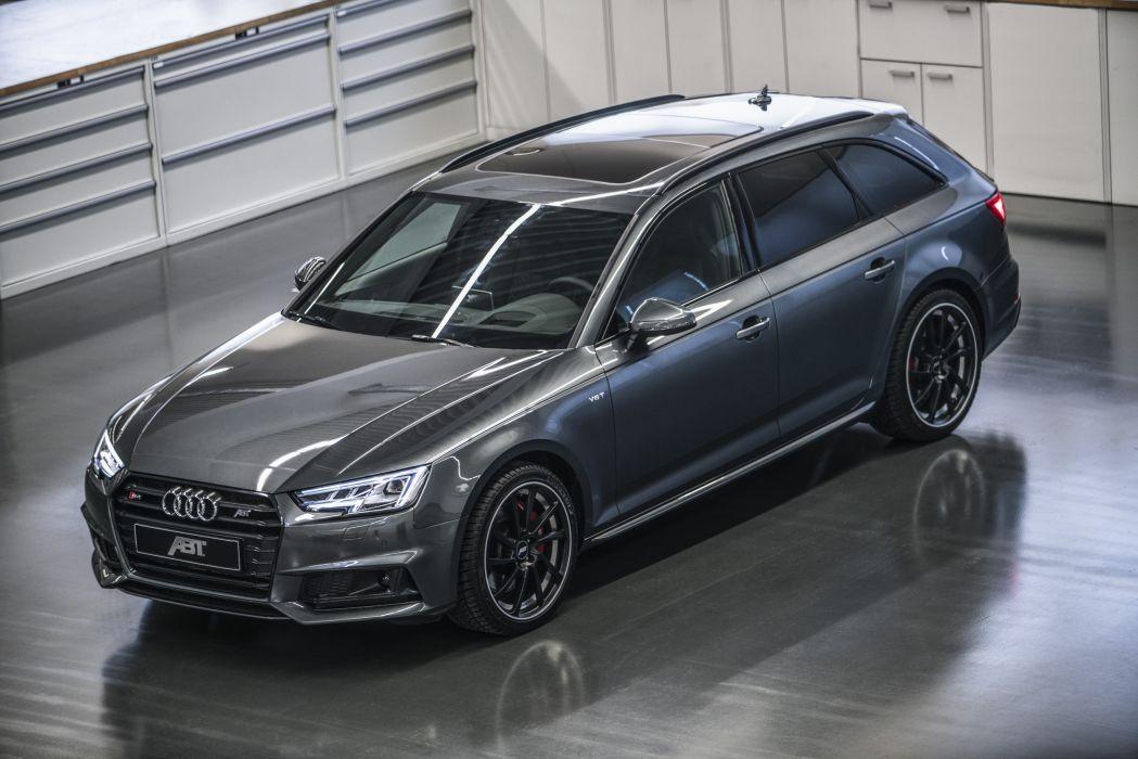 ABT Audi S4 Avant 2017 wallpaper