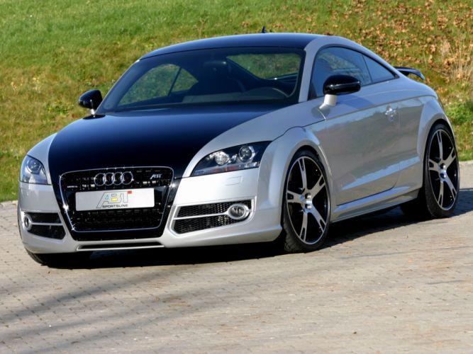 ABT Audi TT-R 2007 wallpaper