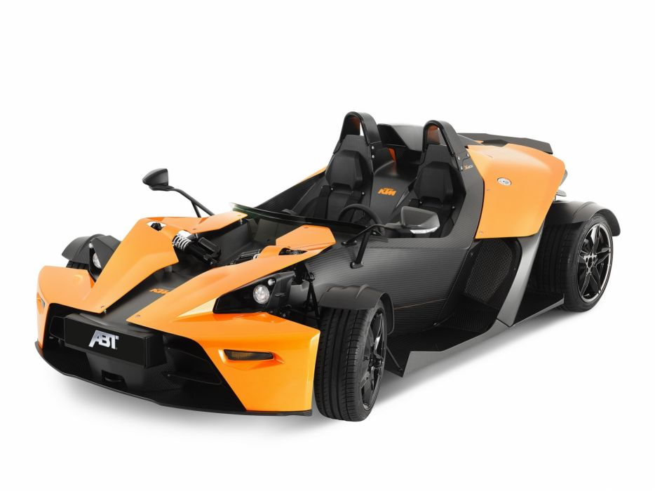 ABT KTM X-Bow 2009 wallpaper
