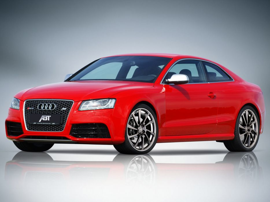 ABT RS5 Coupe 2010 wallpaper