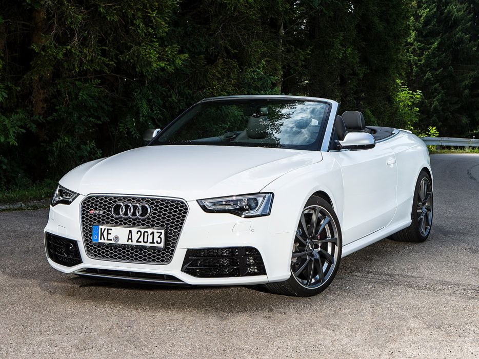 ABT RS5 Cabriolet 2014 wallpaper