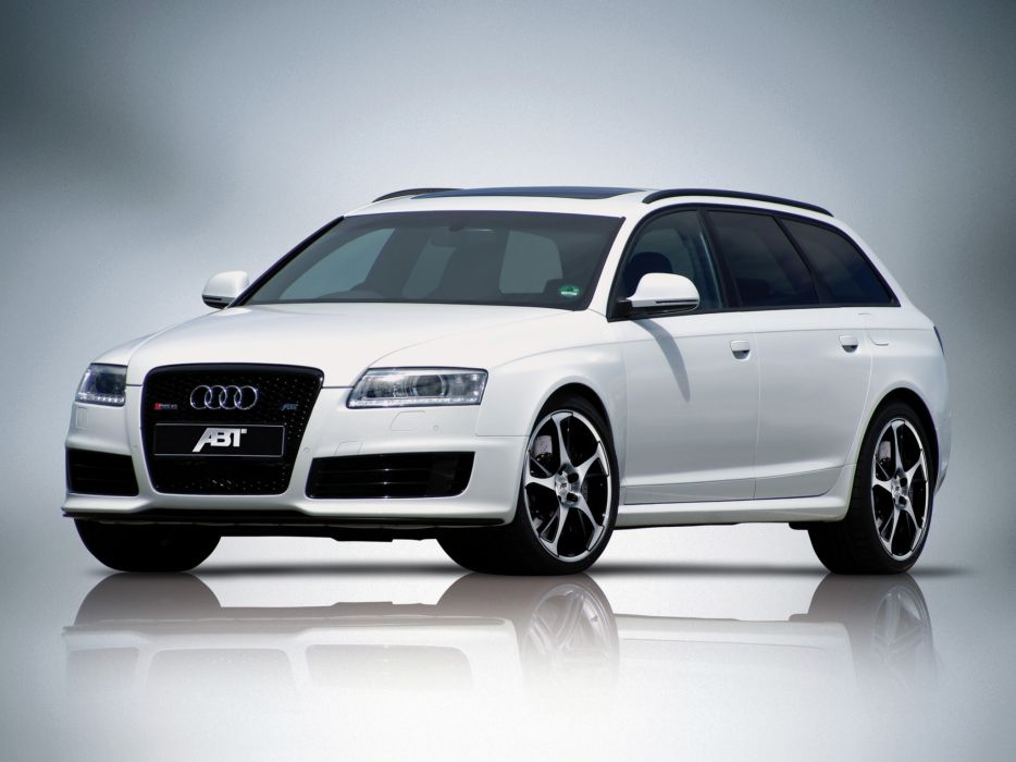 ABT RS6 Avant 2008 wallpaper