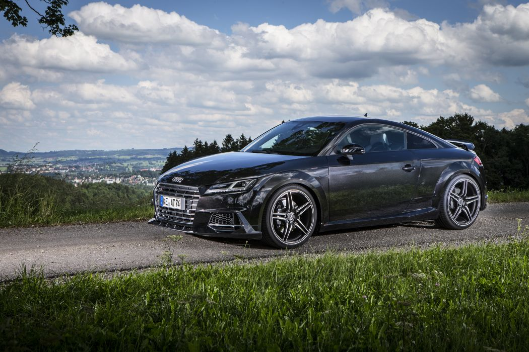 ABT Audi TTS Coupy wallpaper