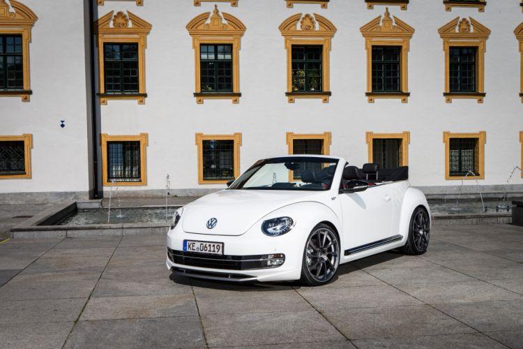 ABT Volkswagen Beetle Cabrio 2012 wallpaper
