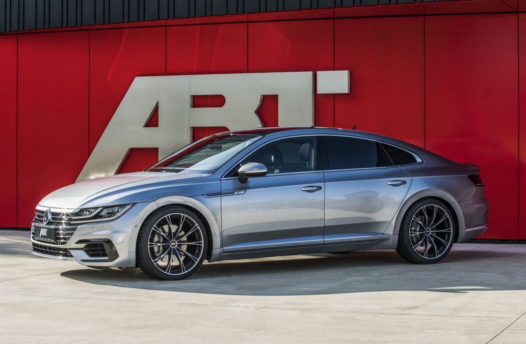 ABT Volkswagen Arteon 2017 wallpaper