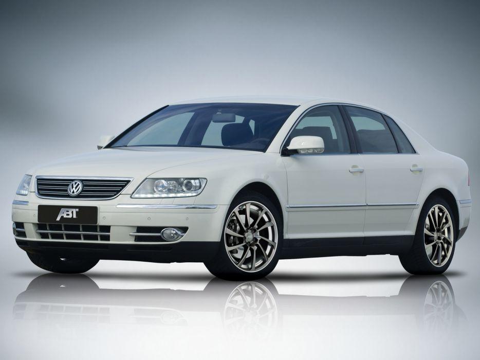 ABT Volkswagen Phaeton 2008 wallpaper