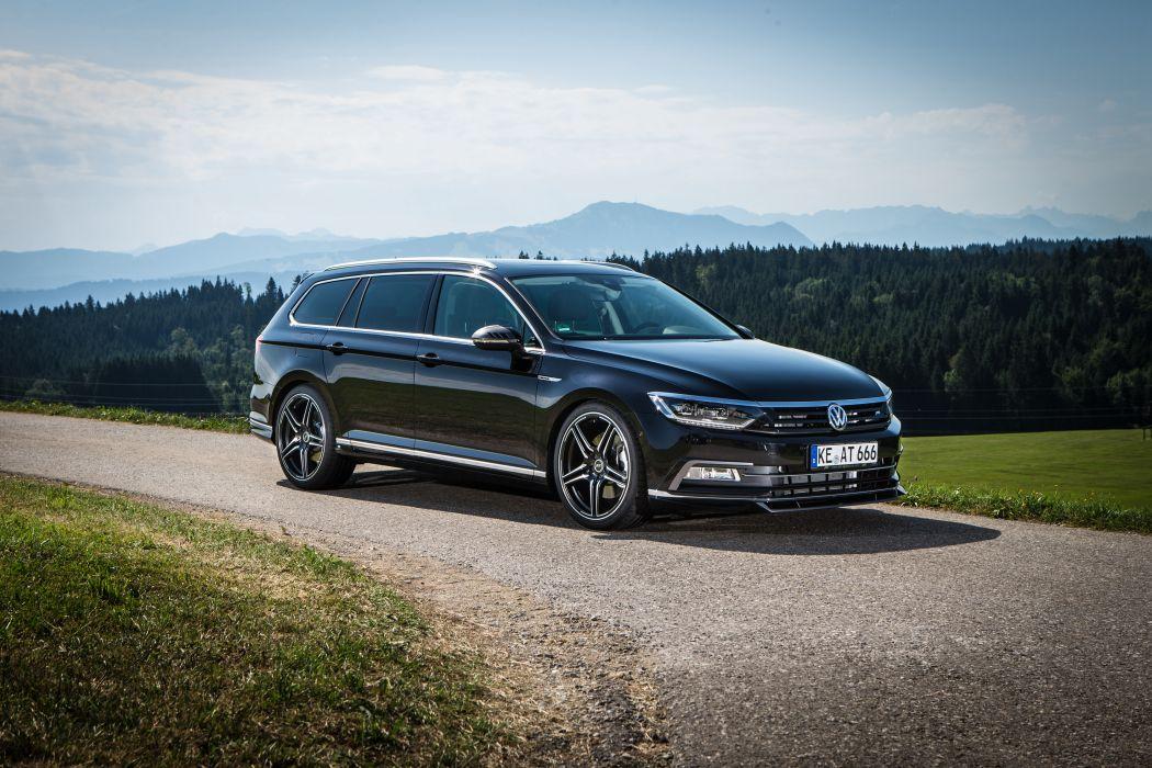 ABT Volkswagen Passat Variant 2015 wallpaper