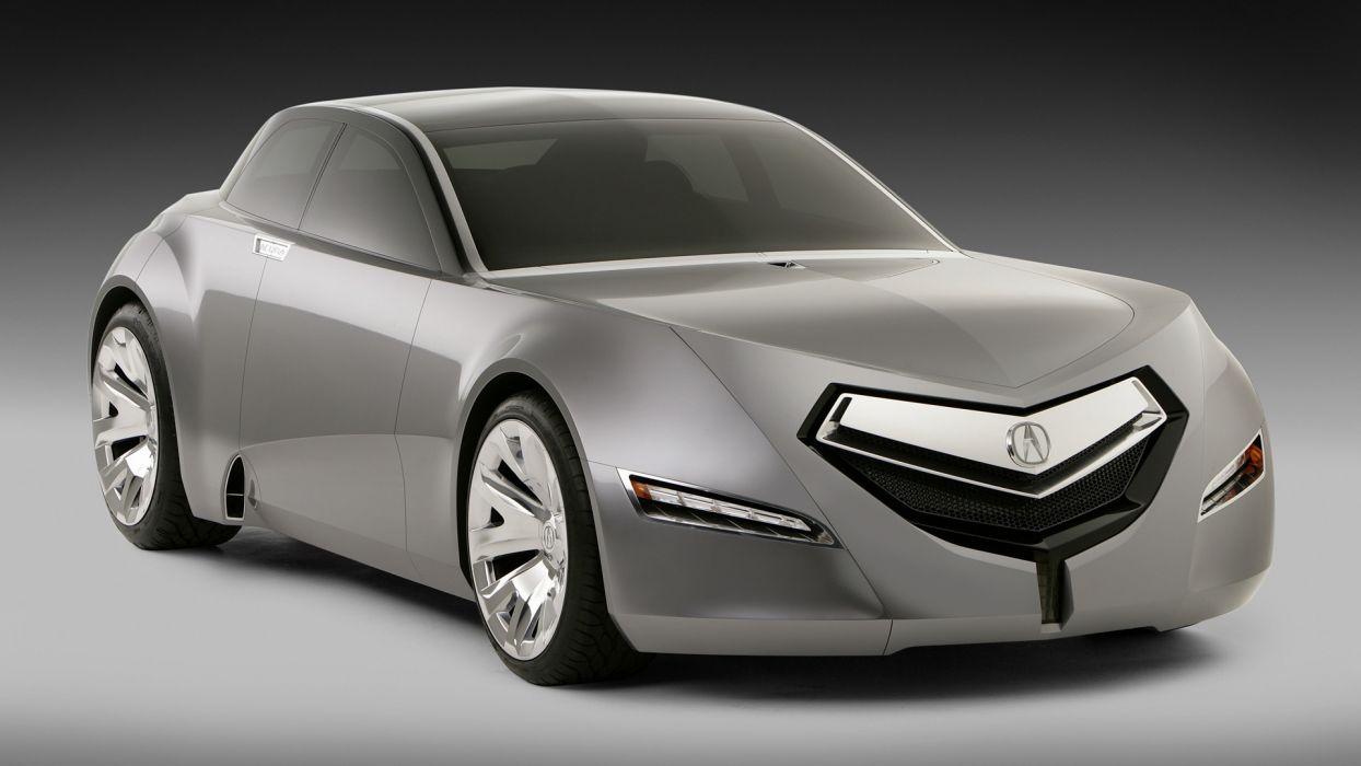 Acura Advanced Sedan Concept 2006 wallpaper