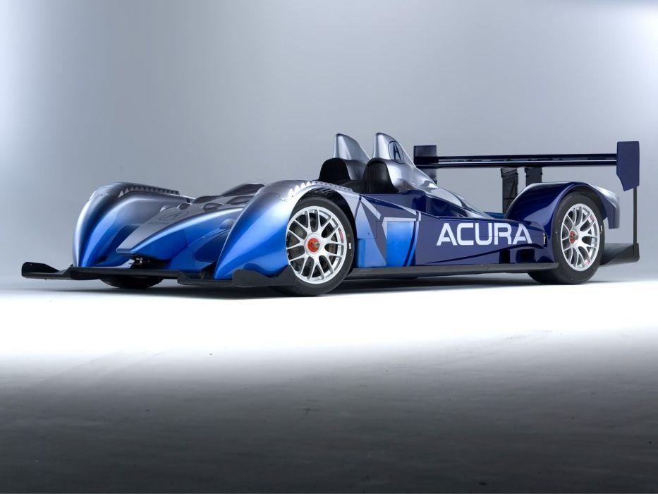 Acura ALMS Race Car Concept 2006 wallpaper