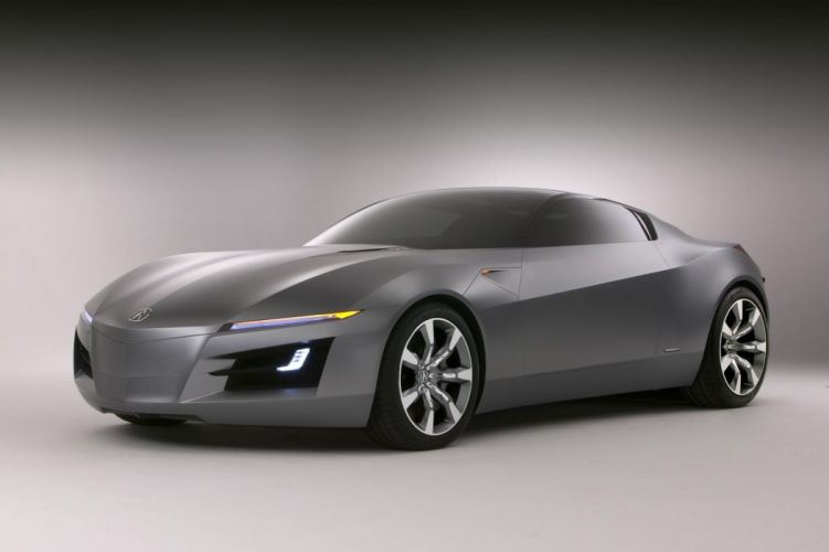 Acura Advanced Sports Car Concept 2007 wallpaper