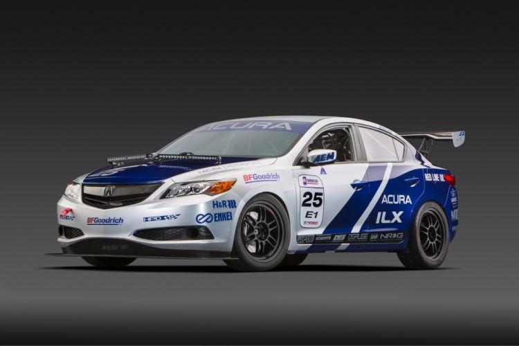 Acura ILX Endurance Racer 2013 wallpaper