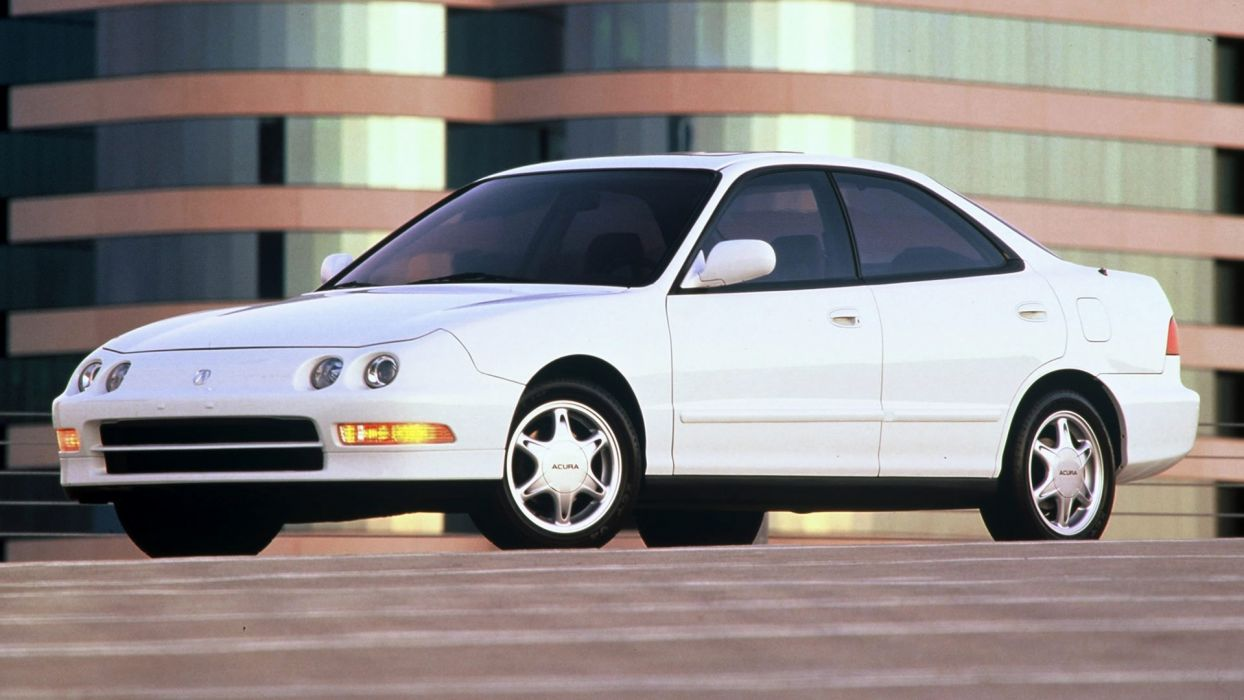 Acura Integra GS-R Sedan 1994 wallpaper