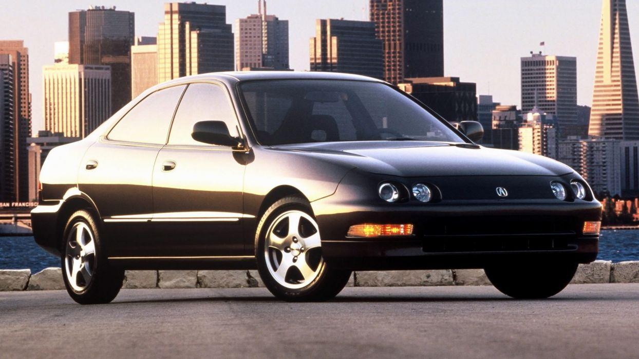Acura Integra Sedan 1994 wallpaper