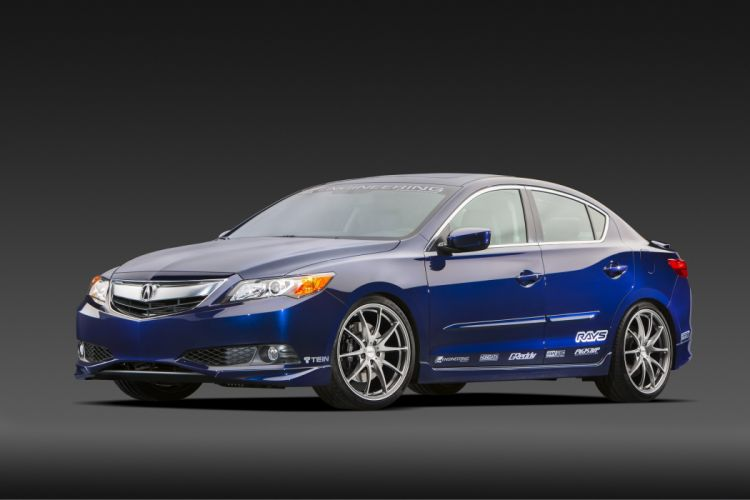 Acura ILX Street Build 2012 wallpaper