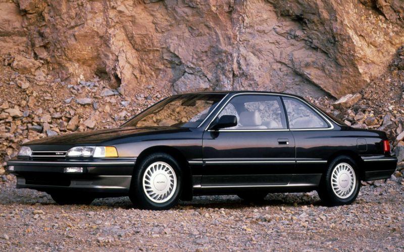 Acura Legend Coupe 1987 wallpaper