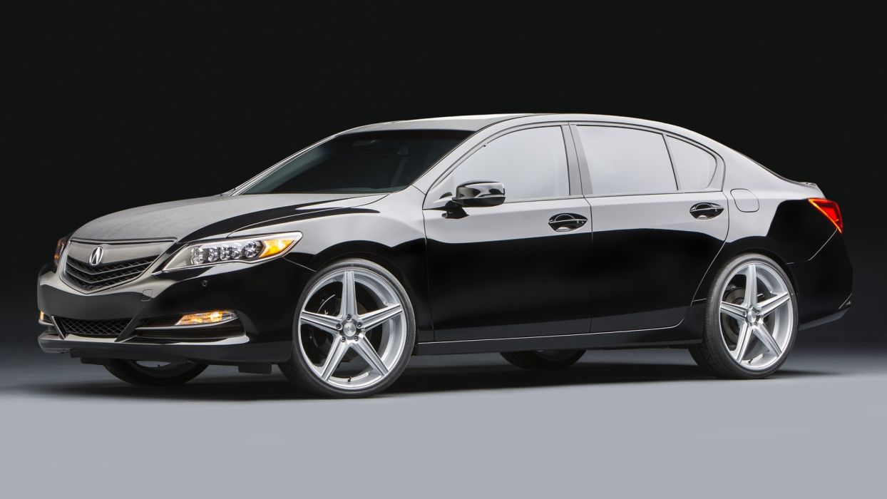 Acura RLX Urban Luxury 2013 wallpaper