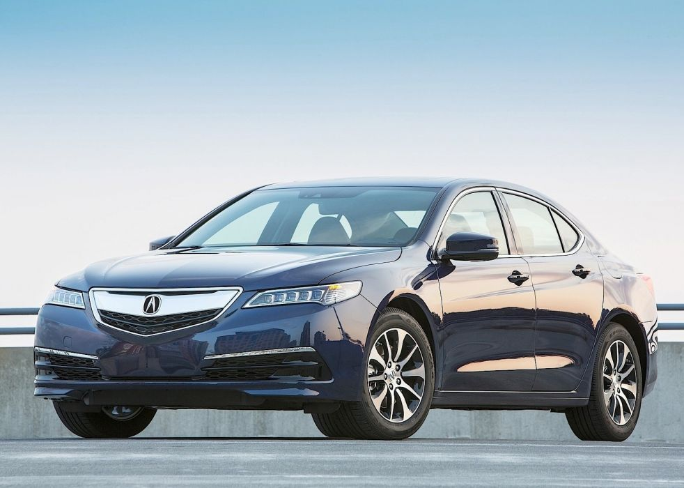 Acura TLX 2015 wallpaper