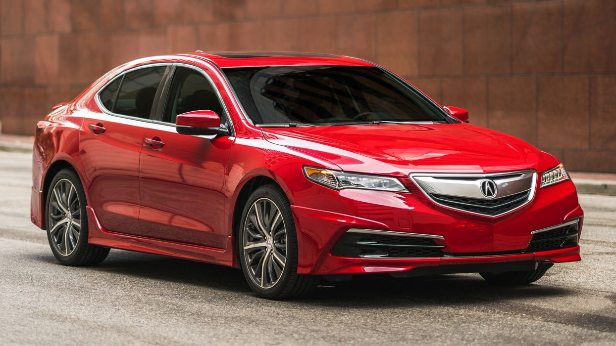 Acura TLX GT Package 2017 wallpaper