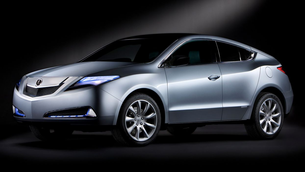 Acura ZDX Prototype 2009 wallpaper