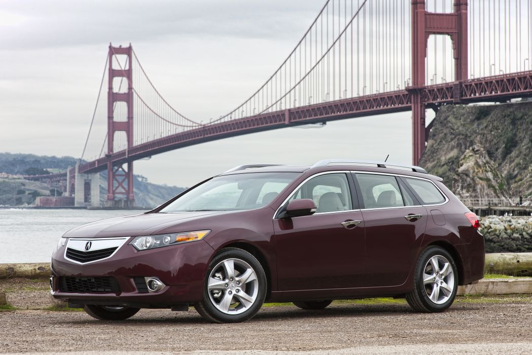 Acura TSX Sport Wagon 2011 wallpaper