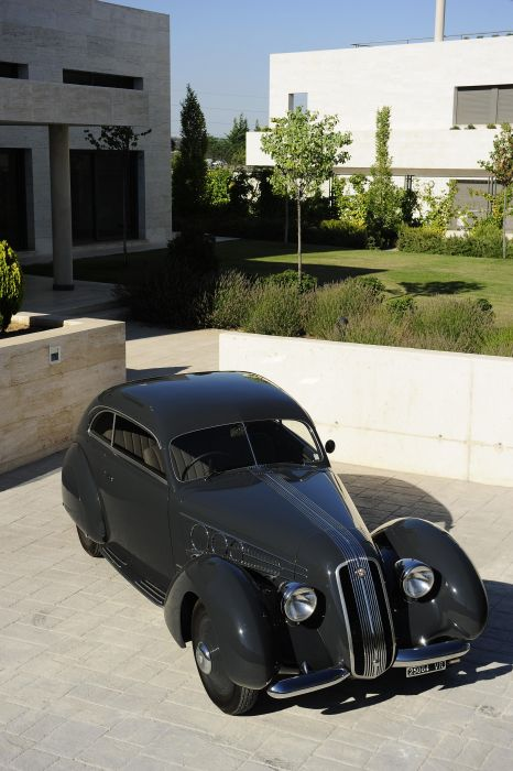 Alfa Romeo 6C 2300B Pescara Berlinetta 1937 wallpaper