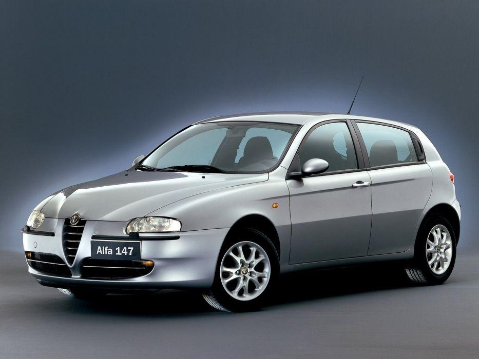 Alfa Romeo 147 2000 wallpaper