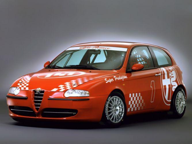 Alfa Romeo 147 Super Produzione Concept 2000 wallpaper
