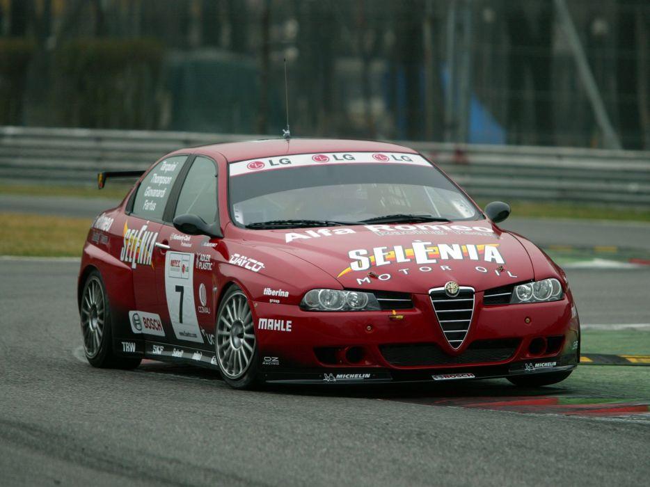 Alfa Romeo 156 Super 2000 2004 wallpaper