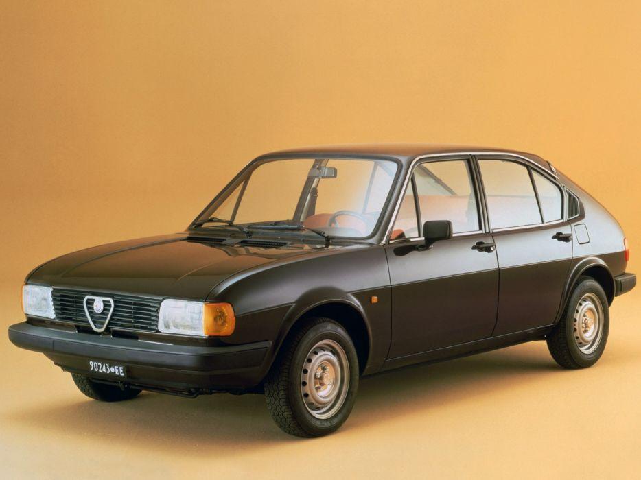 Alfa Romeo Alfasud 1980 wallpaper