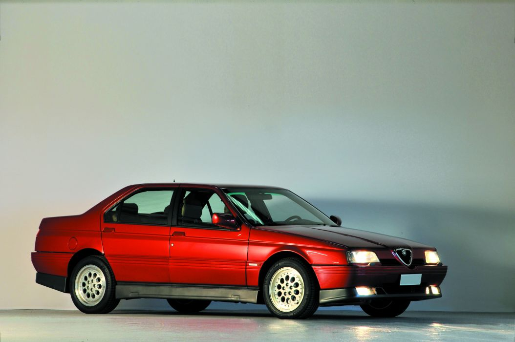 Alfa Romeo 164 1996 wallpaper