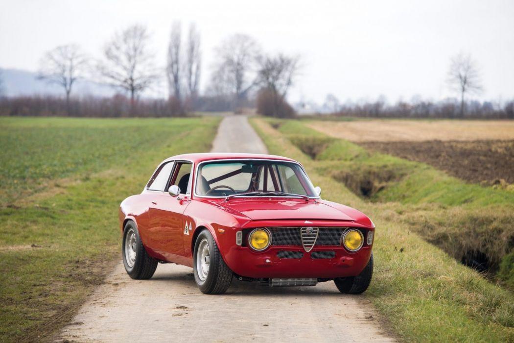 Alfa Romeo Giulia Sprint GTA 1965 wallpaper