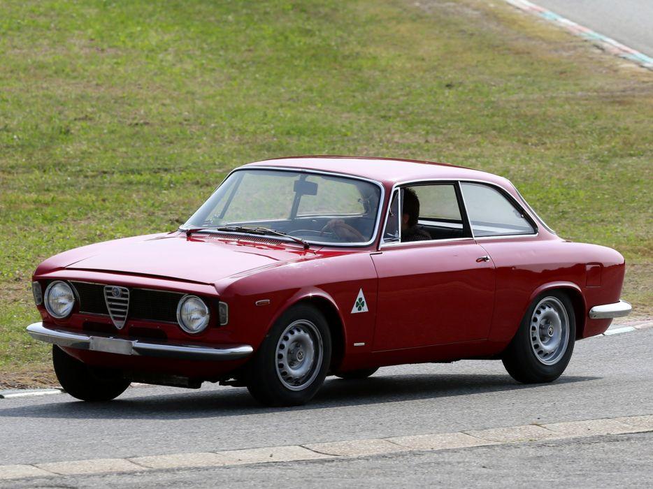 Alfa Romeo Giulia Sprint GTA Coupe 1965 wallpaper