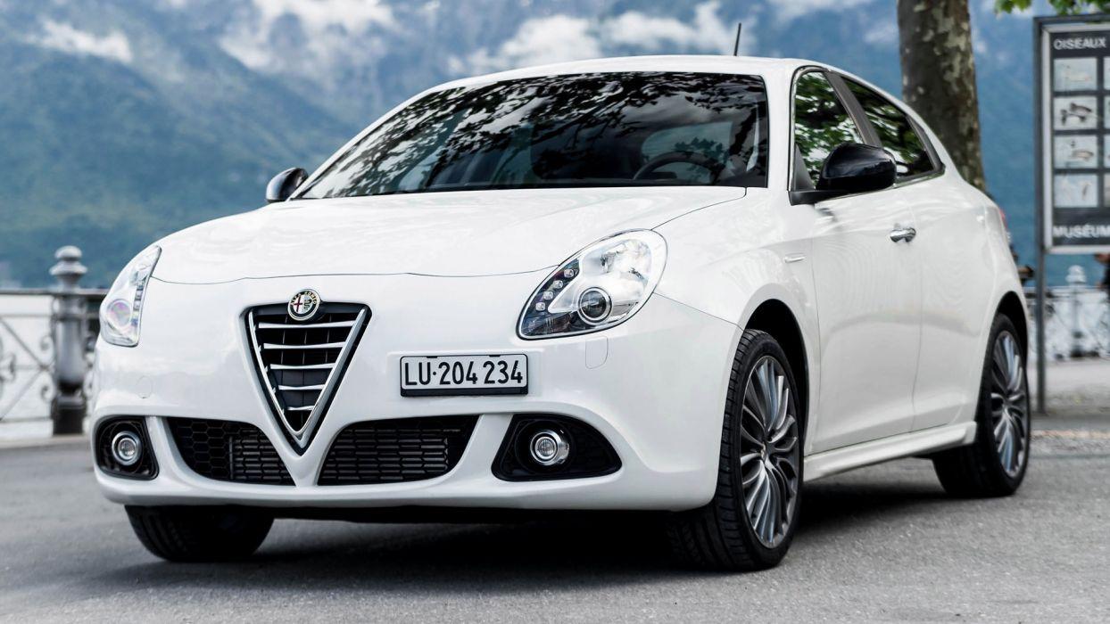 Alfa Romeo Giulietta Collezione 2015 wallpaper
