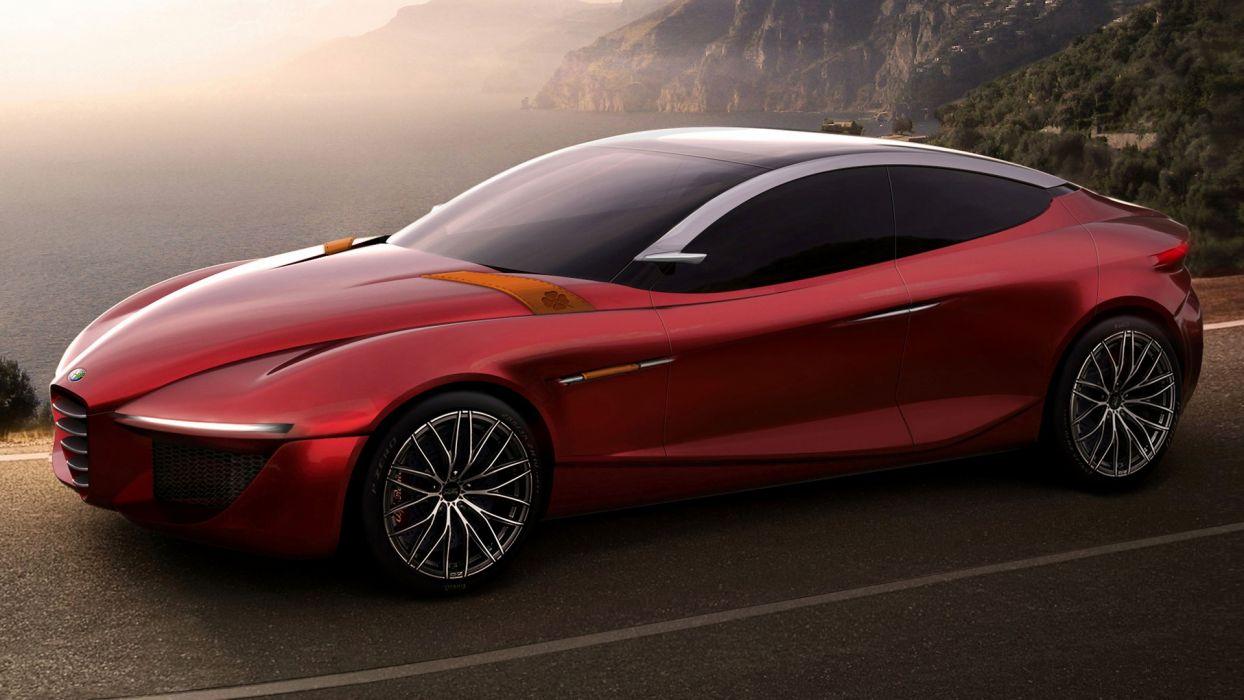 Alfa Romeo Gloria 2013 wallpaper