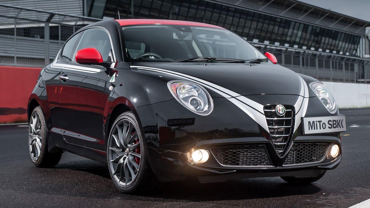Alfa Romeo MiTo SBK Limited Edition 2013 wallpaper