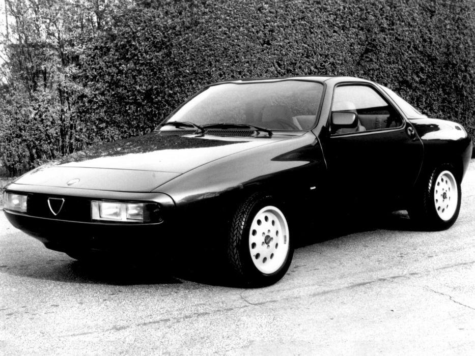 Alfa Romeo Zeta 6 1983 wallpaper
