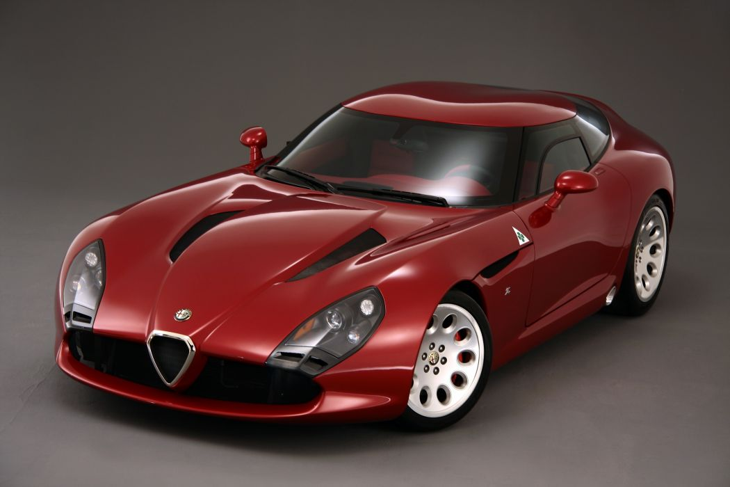 Alfa Romeo TZ3 Stradale 2011 wallpaper