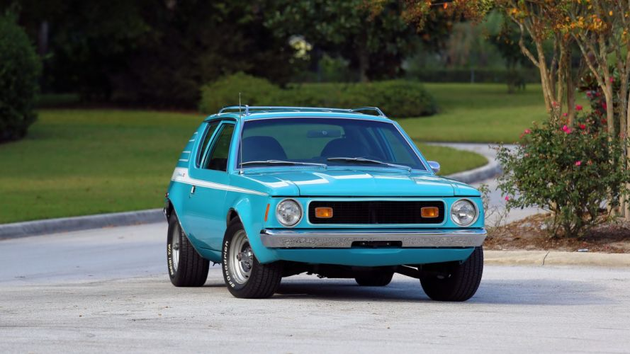 AMC Gremlin 2-door Sedan 1972 wallpaper
