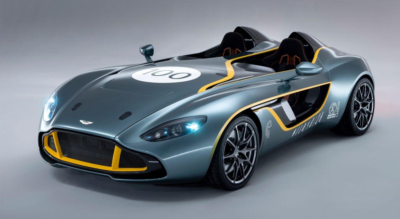 Aston Martin CC100 2013 wallpaper