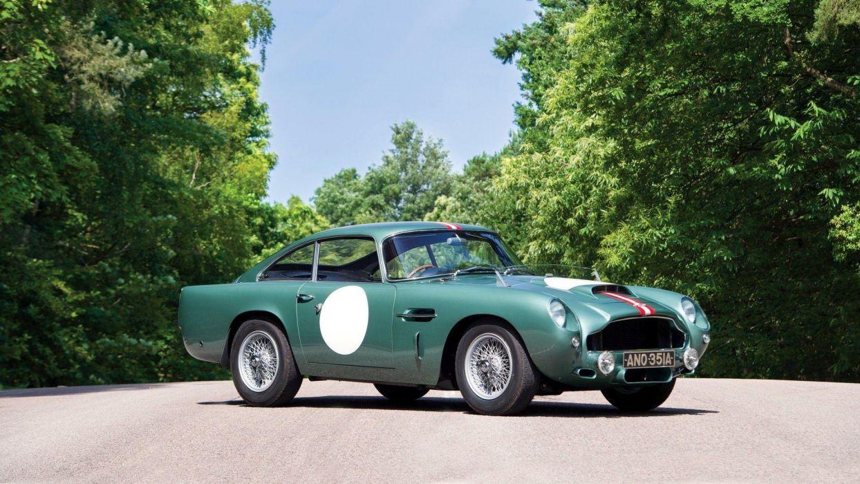 Aston Martin DB4 GT Prototype 1959 wallpaper