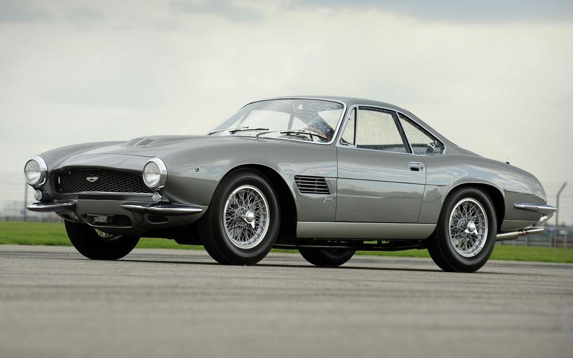 Aston Martin DB4 GT Bertone Jet 1961 wallpaper