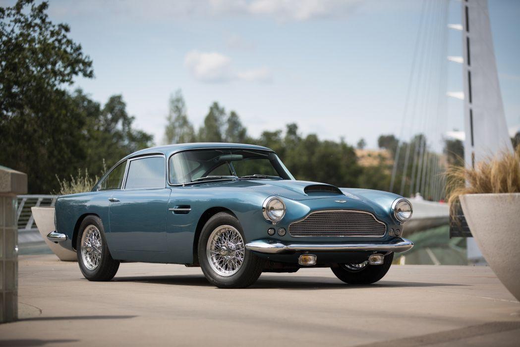 Aston Martin DB4 1961 wallpaper