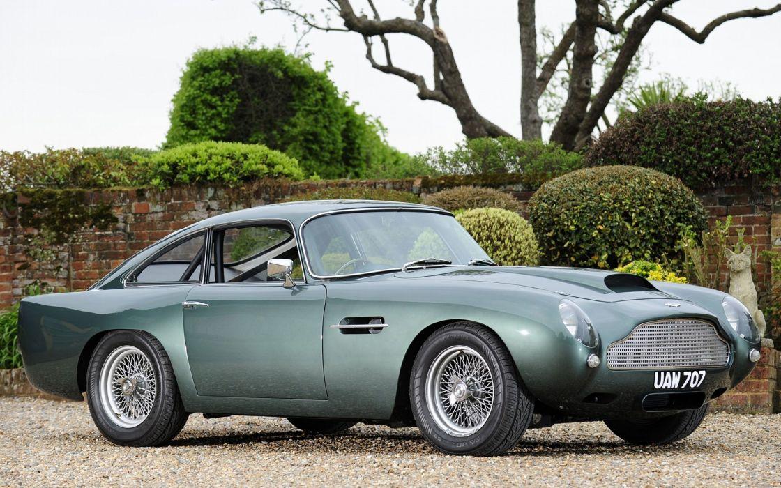 Aston Martin DB4 Works Prototype 1959 wallpaper