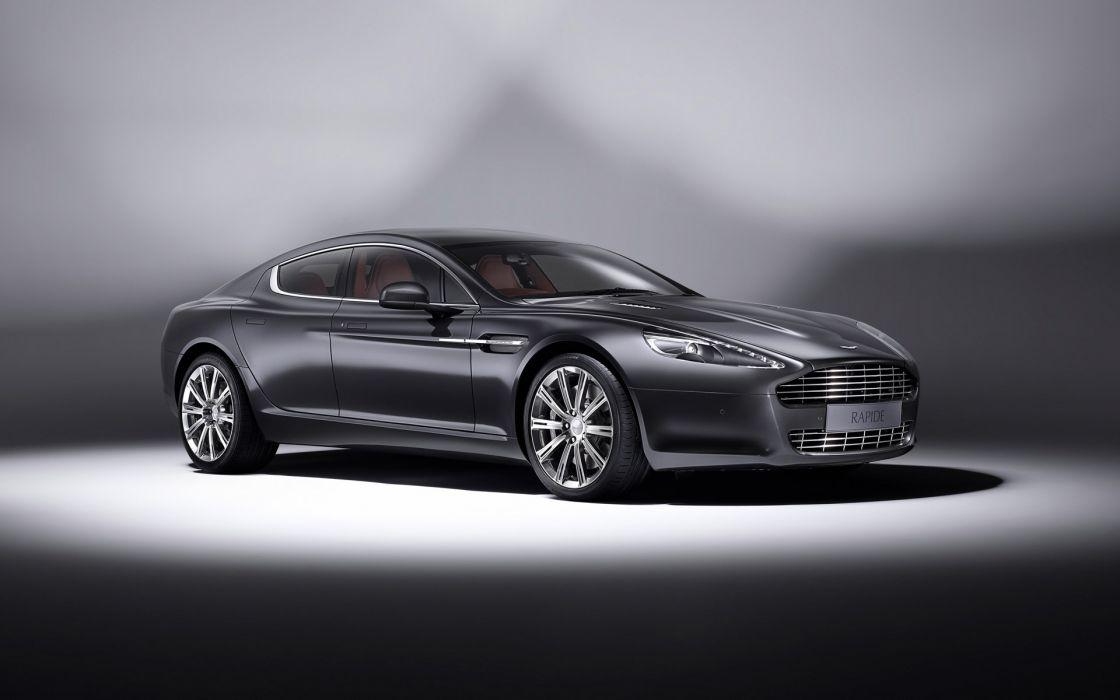 Aston Martin Rapide Luxe 2011 wallpaper