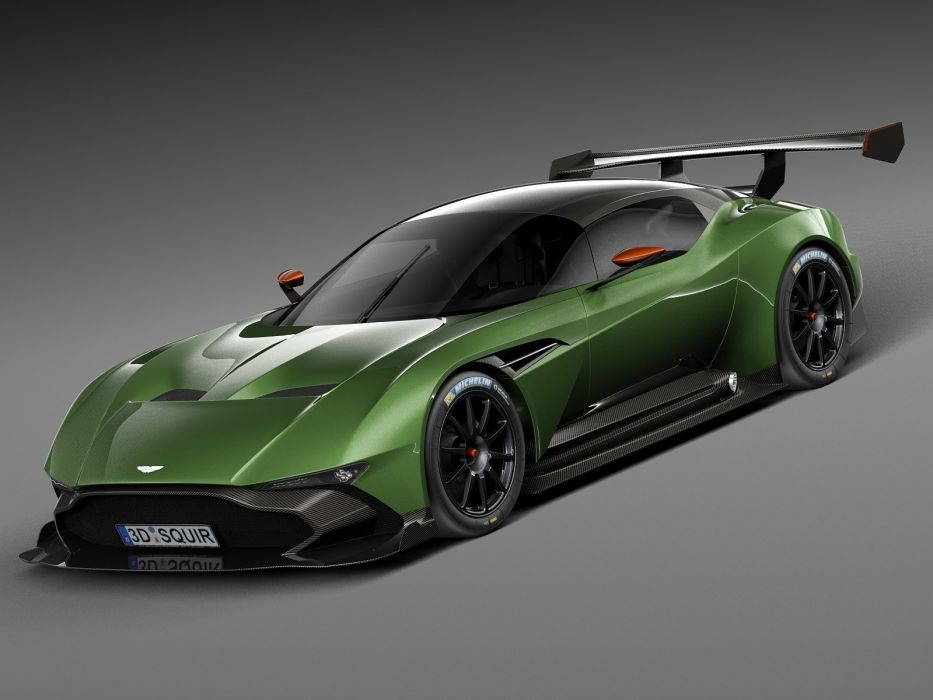 Aston Martin Vulcan 2016 wallpaper