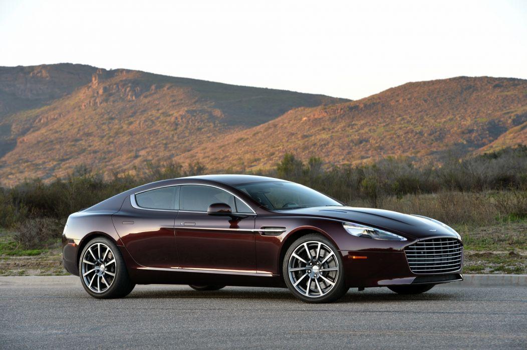 Aston Martin Rapide 2017 wallpaper